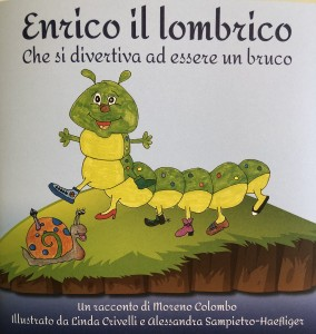 Il secondo libro di Moreno Colombo